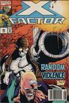 Cover Thumbnail for X-Factor (1986 series) #88 [Australian]