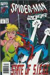 Cover for Spider-Man 2099 (Marvel, 1992 series) #11 [Australian]
