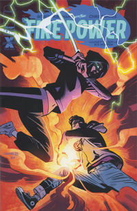 Cover Thumbnail for Fire Power (Image, 2020 series) #9
