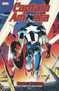 Cover Thumbnail for Captain America: Heroes Return - The Complete Collection (Marvel, 2020 series) #1