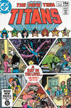 Cover for The New Teen Titans (DC, 1980 series) #8 [British]
