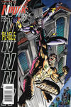 Cover for Ninjak (Acclaim / Valiant, 1994 series) #16 [Newsstand]