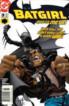 Cover for Batgirl (DC, 2000 series) #3 [Newsstand]