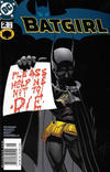 Cover for Batgirl (DC, 2000 series) #2 [Newsstand]