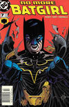 Cover for Batgirl (DC, 2000 series) #7 [Newsstand]
