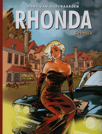 Cover Thumbnail for Rhonda (Don Lawrence Collection, 2013 series) #2 - Rebecca