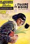 Cover for Classiques Illustrés (Publications Classiques Internationales, 1957 series) #23 - La Tulipe Noire