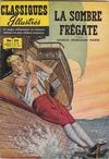 Cover for Classiques Illustrés (Publications Classiques Internationales, 1957 series) #24 - La sombre frégate