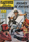 Cover for Classiques Illustrés (Publications Classiques Internationales, 1957 series) #25 - Soldats de fortune