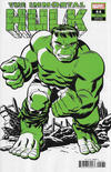 Cover Thumbnail for Immortal Hulk (2018 series) #44 [Michael Cho 'Hulk Two-Tone' Cover]