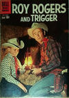 Cover for Roy Rogers and Trigger (Dell, 1955 series) #137 [British]