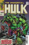 Cover Thumbnail for Immortal Hulk (2018 series) #44 [Joe Bennett 'Homage' Cover]