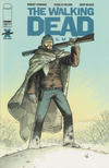 Cover for The Walking Dead Deluxe (Image, 2020 series) #10 [Tony Moore & Dave McCaig Cover]