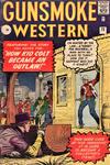 Cover for Gunsmoke Western (Marvel, 1955 series) #72 [British]