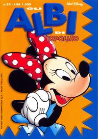 Cover Thumbnail for Gli albi di Topolino (Disney Italia, 1993 series) #29