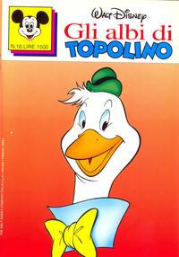 Cover Thumbnail for Gli albi di Topolino (Disney Italia, 1993 series) #16