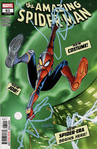 Cover Thumbnail for Amazing Spider-Man (Marvel, 2018 series) #61 (862)