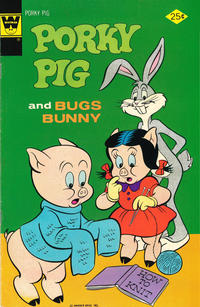 Cover Thumbnail for Porky Pig (Western, 1965 series) #65 [Whitman]