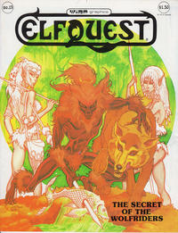 Cover Thumbnail for ElfQuest (WaRP Graphics, 1978 series) #13 [with Canadian Price]