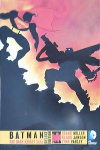 Cover Thumbnail for Batman: The Dark Knight Saga Deluxe Edition (DC, 2015 series)