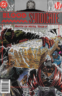 Cover Thumbnail for Blood Syndicate (DC, 1993 series) #5 [Newsstand]