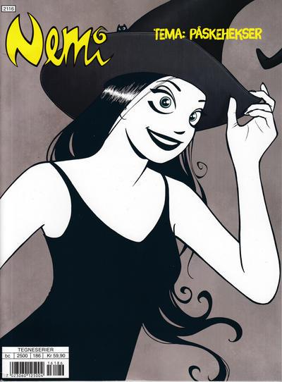Cover for Nemi (Gyldendal Norsk Forlag, 2018 series) #186