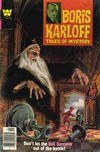 Cover for Boris Karloff Tales of Mystery (Western, 1963 series) #88 [Whitman]