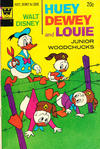 Cover for Walt Disney Huey, Dewey and Louie Junior Woodchucks (Western, 1966 series) #23 [Whitman]