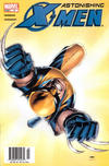 Cover for Astonishing X-Men (Marvel, 2004 series) #3 [Newsstand]