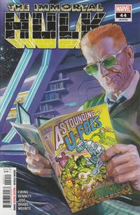 Cover Thumbnail for Immortal Hulk (Marvel, 2018 series) #44