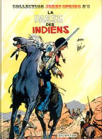 Cover Thumbnail for Jerry Spring (Dupuis, 1955 series) #5 - La passe des indiens
