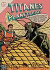Cover for Titanes Planetarios (Editorial Novaro, 1953 series) #3