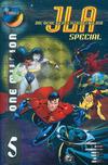 Cover for JLA - Die neue Gerechtigkeitsliga Special (Dino Verlag, 1998 series) #6 - One Million 5 [Future Variant Cover-Edition]