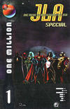Cover for JLA - Die neue Gerechtigkeitsliga Special (Dino Verlag, 1998 series) #5 - One Million 1 [Future Variant Cover-Edition]