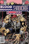 Cover for Blood Syndicate (DC, 1993 series) #3 [Newsstand]