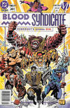Cover for Blood Syndicate (DC, 1993 series) #4 [Newsstand]