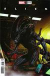 Cover for Alien (Marvel, 2021 series) #1 [David Finch Cover]