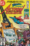 Cover Thumbnail for Action Comics (1938 series) #518 [British]