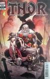 Cover Thumbnail for Thor (2020 series) #13 [Nic Klein Variant]