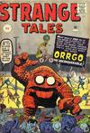Cover for Strange Tales (Marvel, 1951 series) #90 [British]