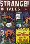 Cover for Strange Tales (Marvel, 1951 series) #92 [British]