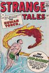 Cover for Strange Tales (Marvel, 1951 series) #107 [British]