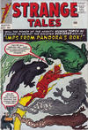Cover for Strange Tales (Marvel, 1951 series) #109 [British]
