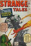 Cover for Strange Tales (Marvel, 1951 series) #101 [British]