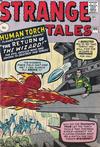 Cover for Strange Tales (Marvel, 1951 series) #105 [British]