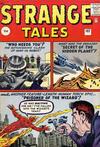 Cover for Strange Tales (Marvel, 1951 series) #102 [British]