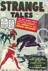 Cover for Strange Tales (Marvel, 1951 series) #106 [British]