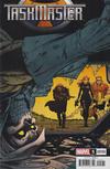 Cover for Taskmaster (Marvel, 2021 series) #5 [Jim Terry Variant Cover]