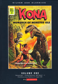 Cover Thumbnail for Silver Age Classics Kona Monarch of Monster Isle (PS, 2020 series) #1
