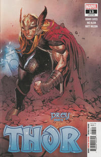 Cover Thumbnail for Thor (Marvel, 2020 series) #13 (739)